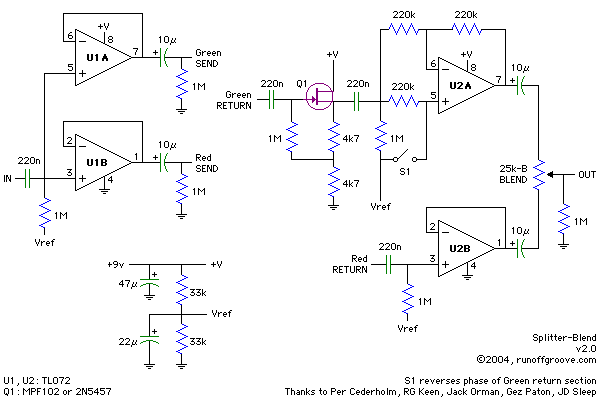 Lpb Schematic on